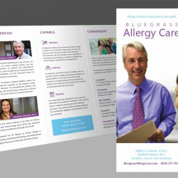 Bluegrass Allergy Care brochure