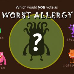 Bluegrass Allergy Care worst allergy campaign - allergy critters