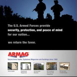 Armag magazine ad