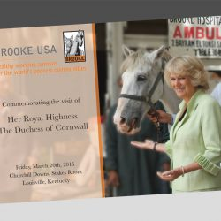 Brooke USA commemorative booklet
