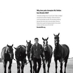Brooke USA magazine ad